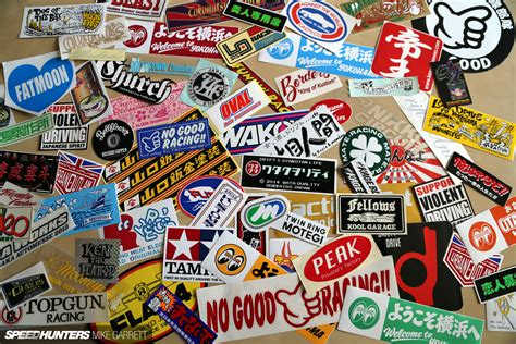 Sticker Gestalten by Why Do We Stickers Speedhunters
