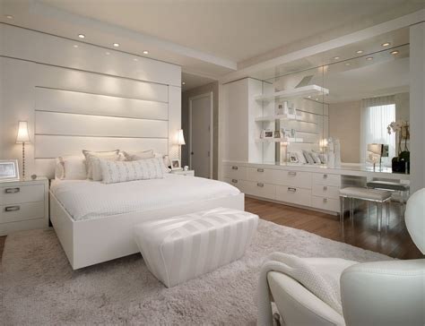glamorous bedrooms luxury all white bedroom decorating ideas amazing