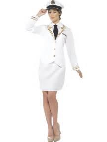 Navy Officer Dress by Navy Sailor Naval Officer Fancy Dress