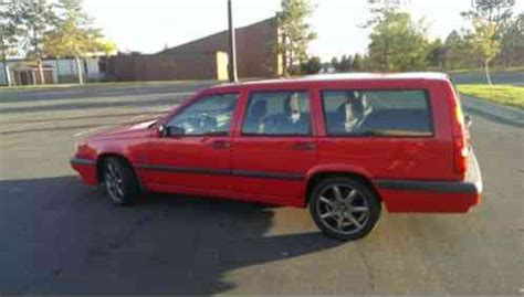 volvo 850r wagon for sale volvo 850 850r estate wagon 1996 for sale is a r sport