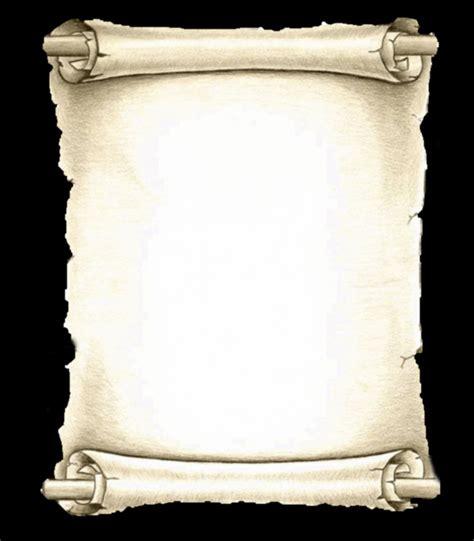 caratulas en pergamino para llenar dibujo de pergamino grande imagui