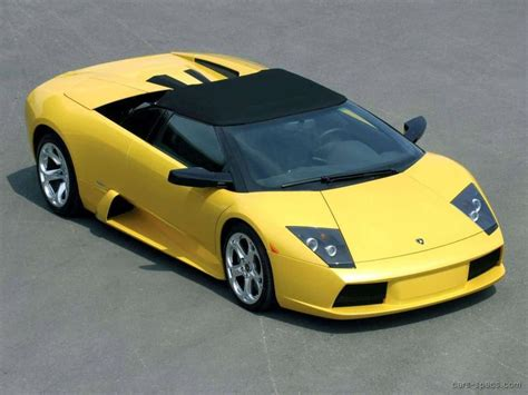 2005 Lamborghini Murcielago 2005 Lamborghini Murcielago Convertible Specifications