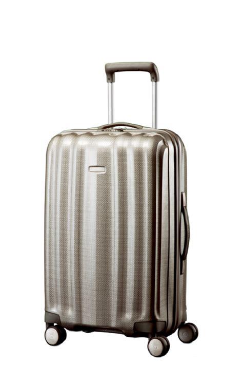 Cabin Luggage Singapore by Samsonite Black Label Cubelite Spinner 55cm 20inch Cabin