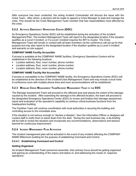 sle business plan operations section business plan operations section exle reportz725 web