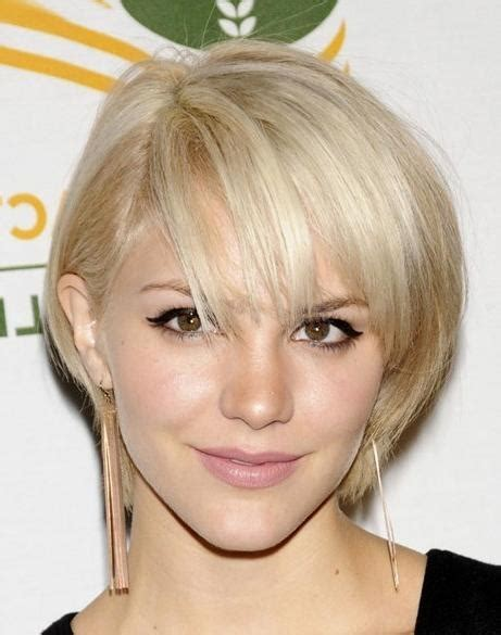 hair styles from small thin faces 20 photo of short hairstyles for small faces