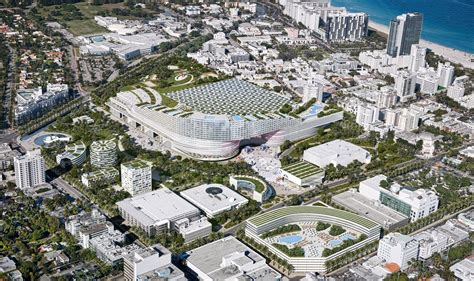 home design miami beach convention center arquitectonica takes over miami beach convention center