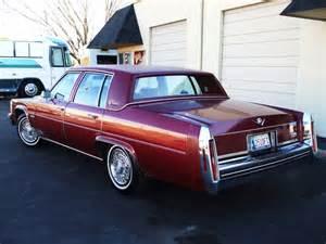 1983 Cadillac Sedan 1983 Cadillac Pictures Cargurus