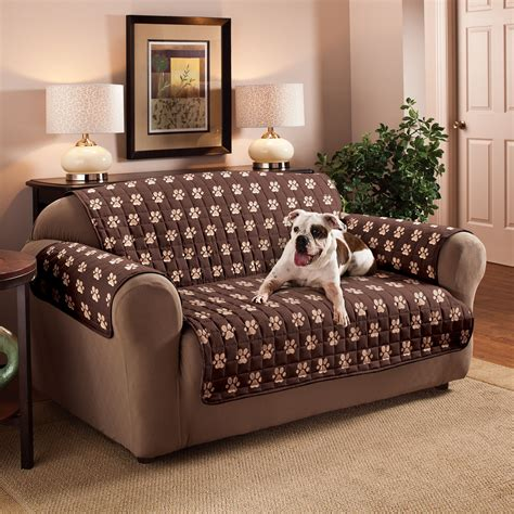 innovative texile solutions paw prints microfiber