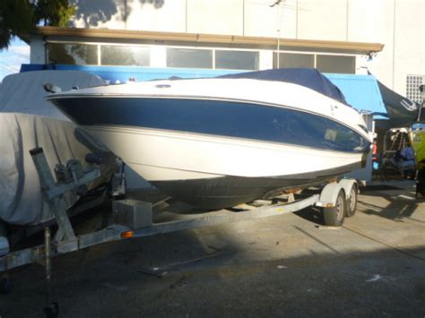 94 four winns jet boat sydney powerboat centre new and used boats for sale