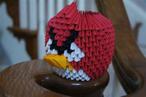 Origami Angry Birds - 3d origami angry bi album sabrina yen 3d origami
