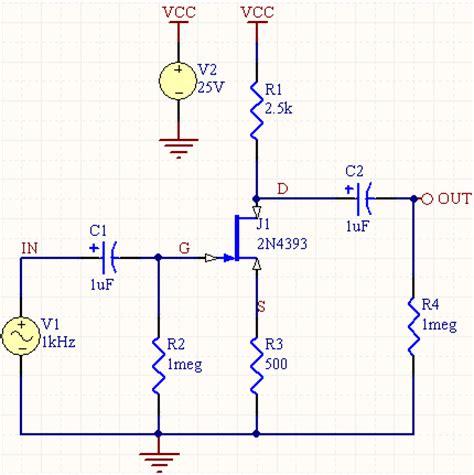 transistor jfet wiki junction field effect transistor jfet model documentation for altium products