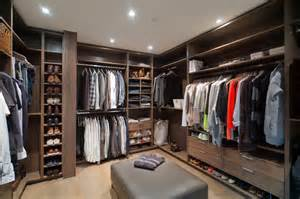 In Closet Storage 30 walk in closet ideas for men who love their image