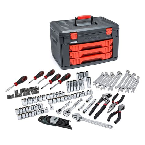 Tool Kit Set Besar Murah gearwrench 174 80938 143 pcs master tool set with drawer