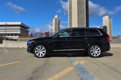 xc90 test drive test drive 2016 volvo xc90 takes on the bmw x5