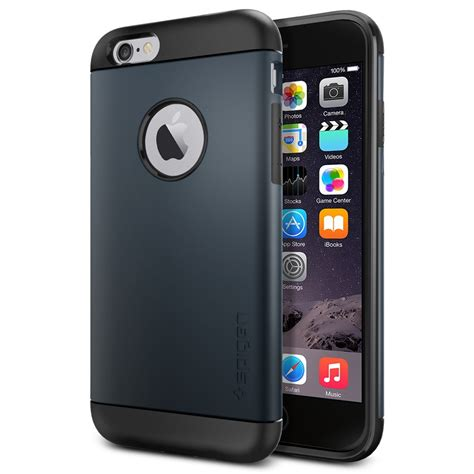 Iphone 6g47 Slim Armour iphone 6 slim armor 4 7 iphone 6 apple iphone cell phone spigen