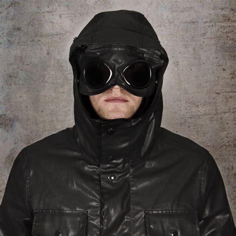 cp jkt pm black goggle jacket aphrodite1994 menswear