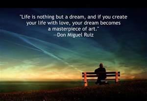 Life Dream Life Dream Quotes Quotesgram