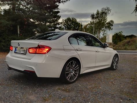 Paket Tje My Brand New F30 Mpaket In Alpine White
