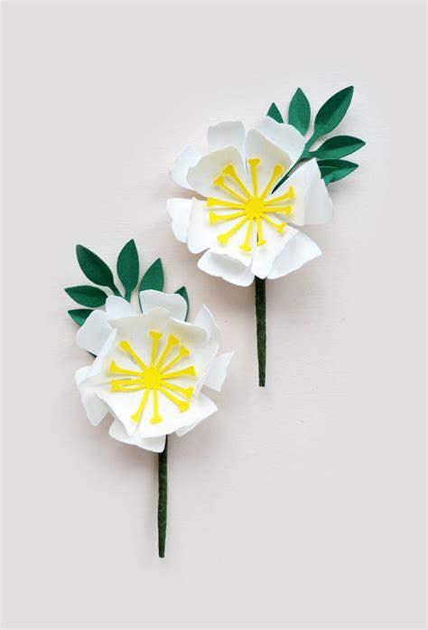 Handmade Buttonholes How To Make - handmade paper flower buttonhole by may contain glitter