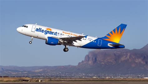 Allegiant Air announces new route for Canadians   TravelUpdate