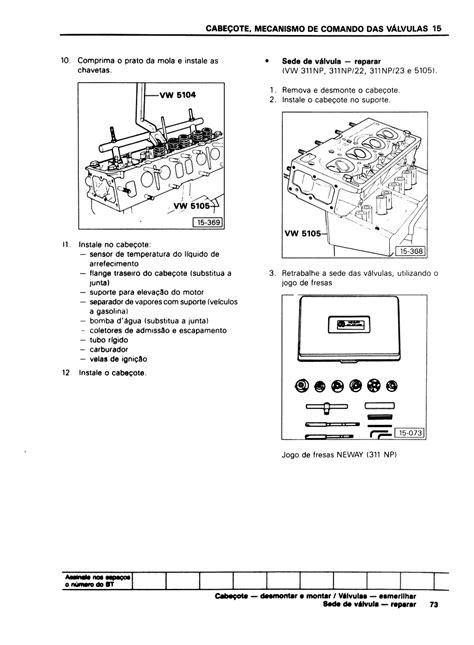 MANUAIS DO PROPRIETÁRIO: MANUAL DE REPARAÇÃO DO VW GOL E