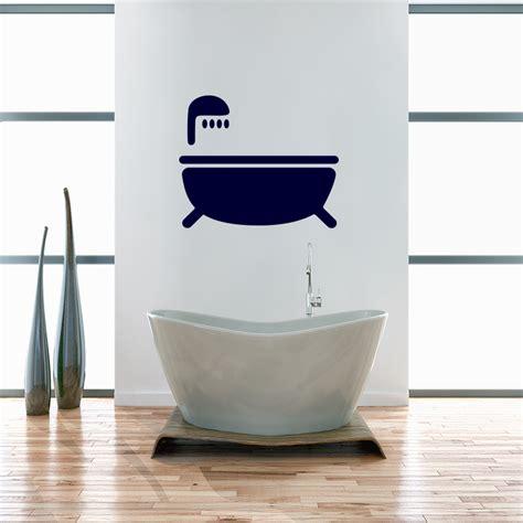 Stickers Pour Baignoire by Sticker Design Baignoire Stickers Salle De Bain Mur