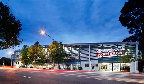 bunnings hawthorn  projects
