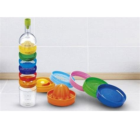 Jm 8 In 1 Kitchen Tools multi functional 8 in 1 kitchen tools set