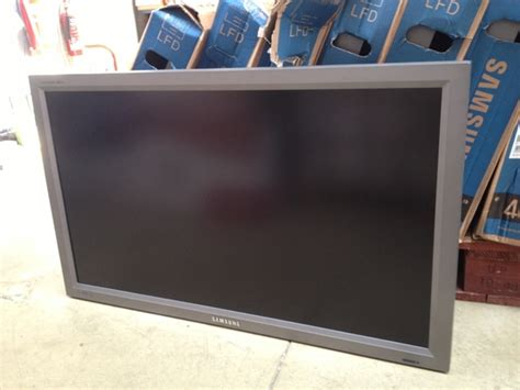 Monitor Flat Second buy samsung 40 quot lcd 720p widescreen display flat panel