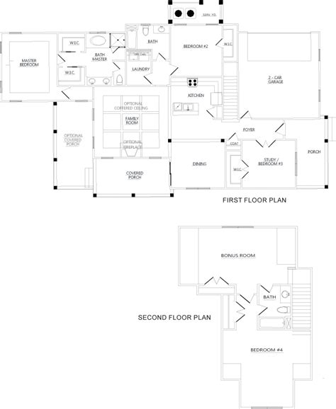 homes of integrity floor plans home plan