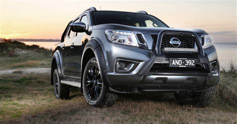 nissan navara 2017 sports edition nissan navara n sport black edition arrives from 54 490