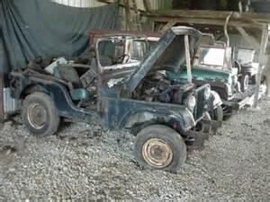 Jeep Cj5 Accessories 1966 Jeep Cj5 For Parts For Sale S Newark Ohio