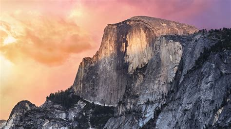 el capitan wallpaper os el capitan yosemite  wallpapers forest osx apple mountains sunset