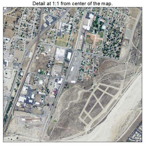 colton ca aerial photography map of colton ca california