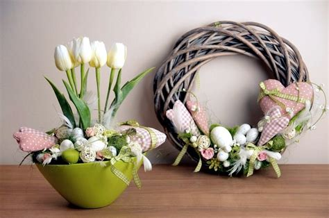 How To Make Easter Decorations For The Home easter decoration 20 original ideas for small apartment