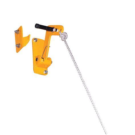 Vestil 5 In X 6 5 In Automatic Overhead Door Lock Dr Automatic Overhead Door