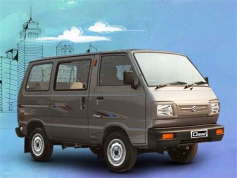Suzuki Omni Maruti Suzuki Omni Limited Edition Introduced Zigwheels