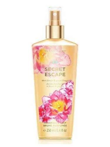 Parfum Secret Sheer secret escape sheer freesia guava flowers s