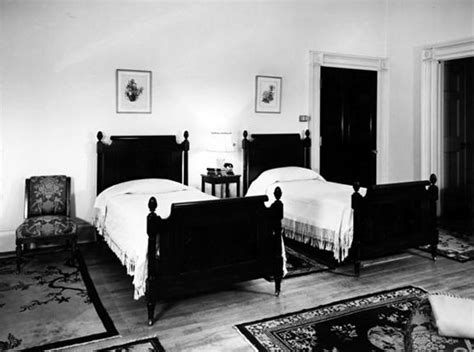 West Bedroom by West Bedroom White House Museum