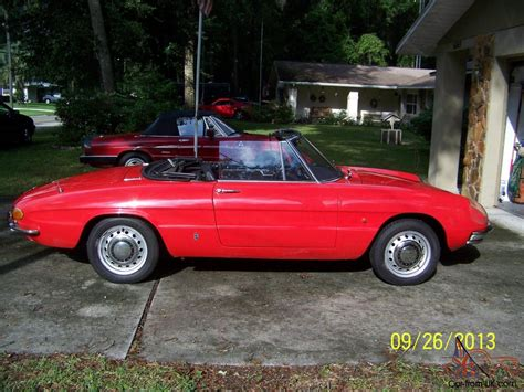 1968 Alfa Romeo by 1968 Alfa Romeo Spider