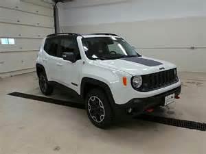 jeep trailhawk 2016 white jeep renegade trailhawk white car interior design