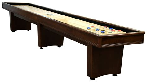 Shuffle Board Table by Shuffleboard Tables Ace Room Gallery