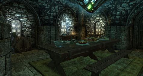 falkreath house falkreath haunted house player home at skyrim nexus mods and community