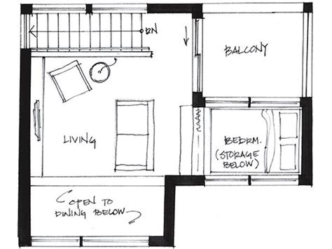 500 sq ft studio floor plans westcoast500 1 upper upstairs small house floor plan