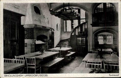 speisesaal kollektionen lippersdorf sachsen erzgebirge 1950 60 ddr speisesaal