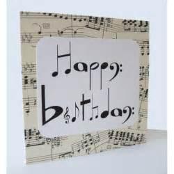 happy birthday musical greeting card