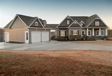 House Plans With Breezeways by Detached Garage With Breezeway Home