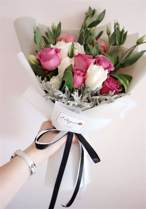 Korean Floral Doormatekarpet Square 1 korean style bouquet giftr malaysia s leading gift shop