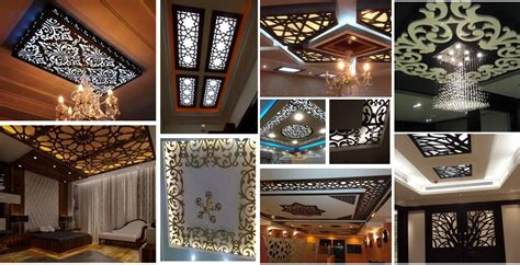 modern cnc wood ceiling ideas    amazing