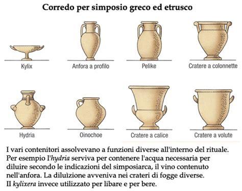 forme dei vasi greci storia della vite e vino dalla preistoria a roma la